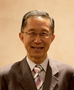 Dr. Alfred Huang