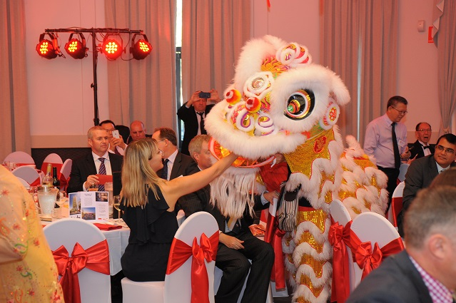 essay chinese new year event