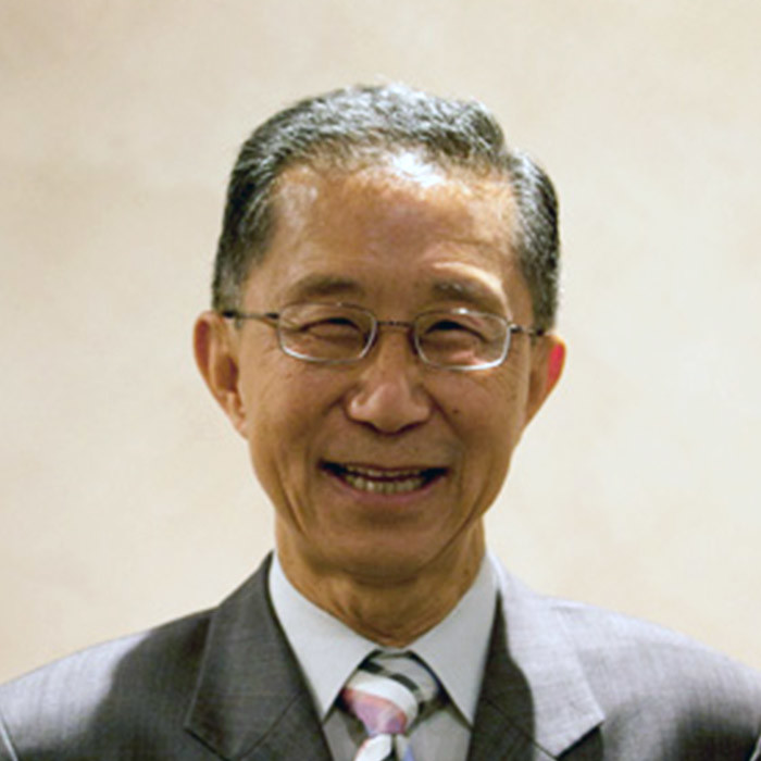 Dr. Alfred Huang AM